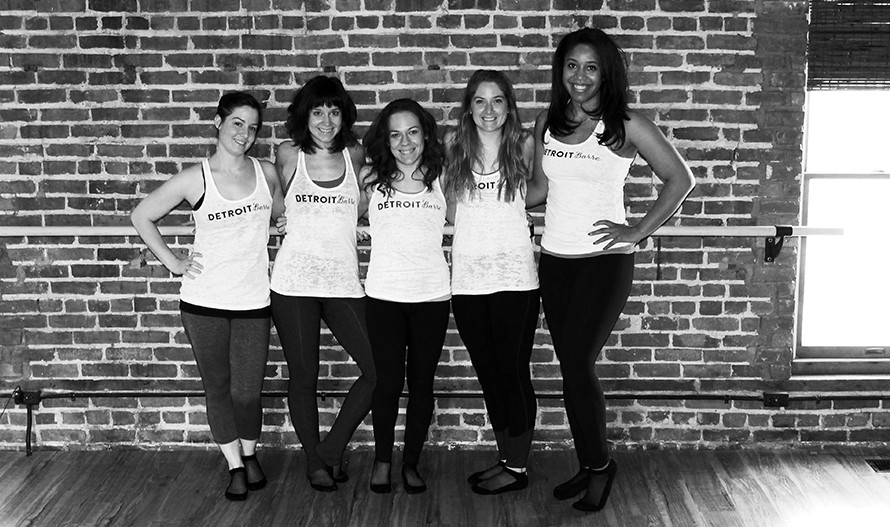 The Detroit Barre Team